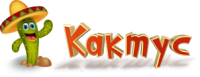 Интернет-магазин электрокаминов «Кактус»